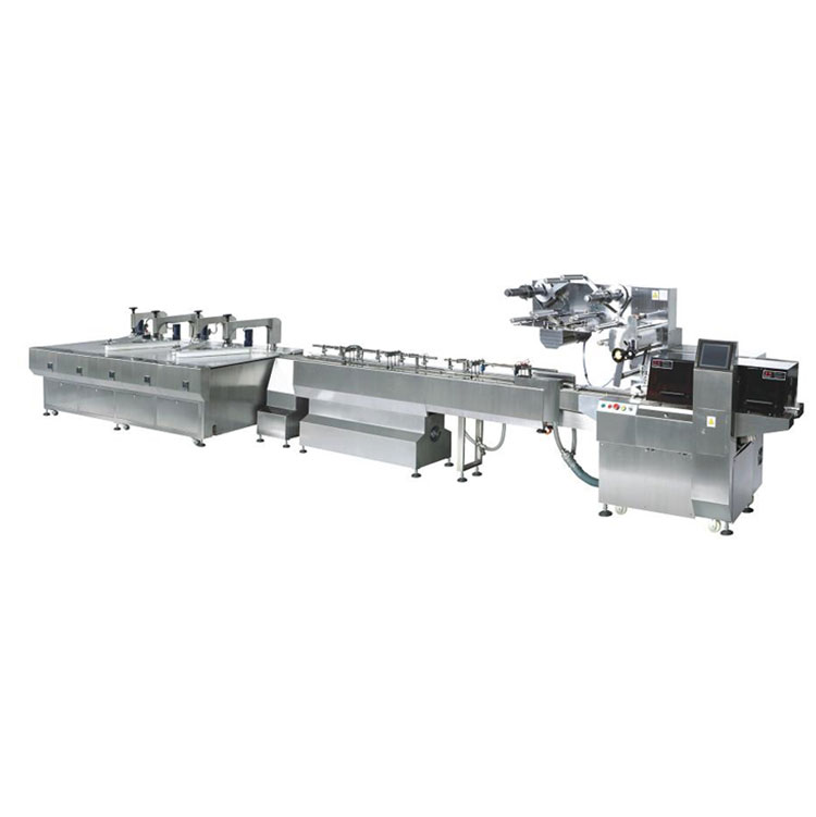 Horizontal Type Chocolate Packing Machine (DXD-660)